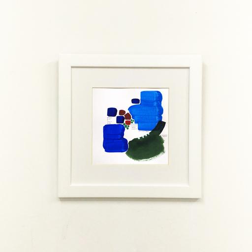 Miki WANIBUCHI - Dessin-Aquarelle - KAOHSIUNG COLOUR #004