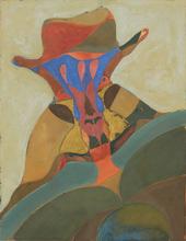 Francisco TOLEDO - Drawing-Watercolor - Arlequín  - Price on request