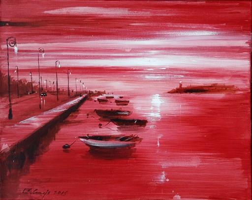 Luis Enrique CAMEJO - Painting