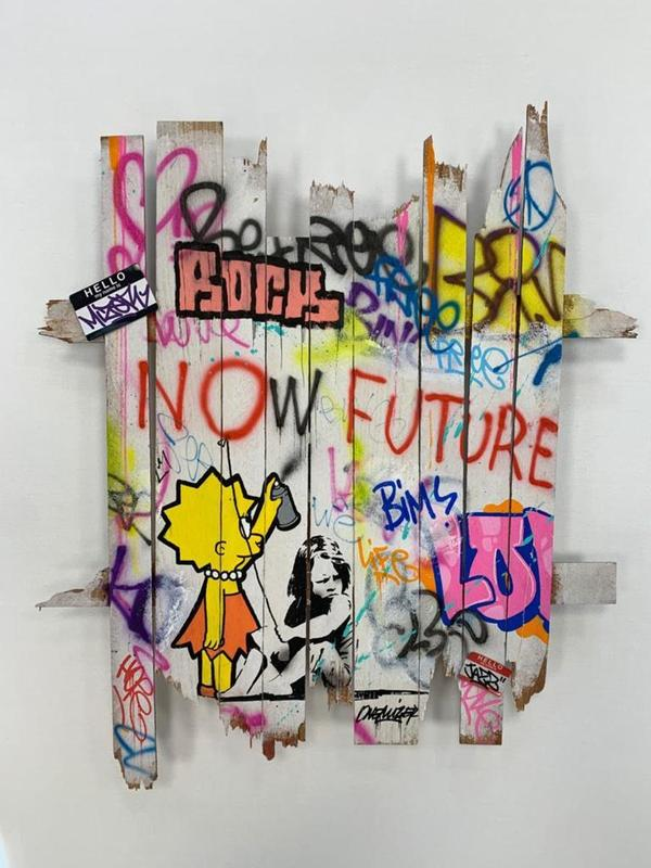 ONEMIZER - Painting - No Future