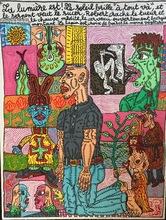 Robert COMBAS - Print-Multiple - La Lumiere est...