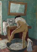 Albert ANDRÉ - Painting - Le tub