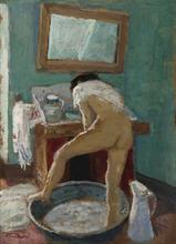 Albert ANDRÉ - Pintura - Le tub