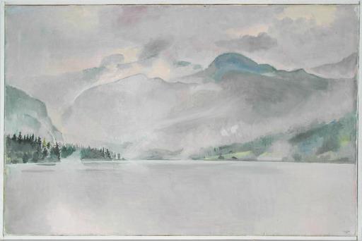 Edith KRAMER - Pintura - Grundlsee 2