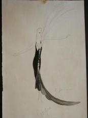 Charles Carl GESMAR - Painting - Mistinguett