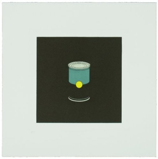 Michael CRAIG-MARTIN - Print-Multiple - The Catalan Suite I - Soup Can
