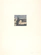 Luc TUYMANS - Grabado - Die Zeit