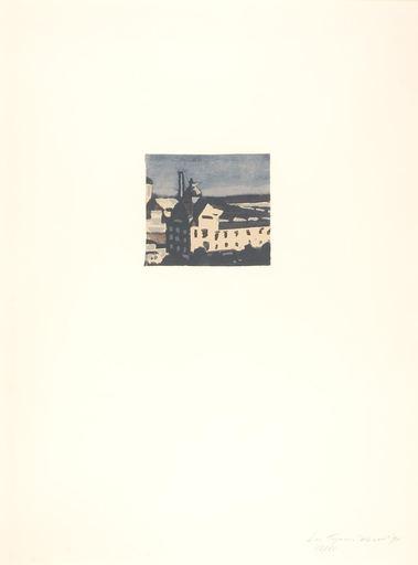 吕克•图伊曼斯 - 版画 - Die Zeit