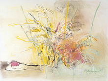 Kees BOHEMEN VAN - Dessin-Aquarelle - Untitled
