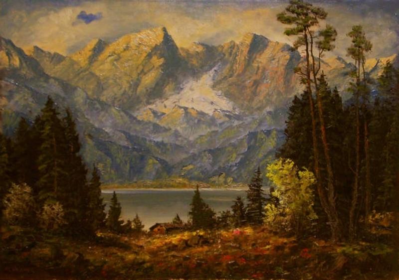 Adolf WEGENER - Pintura