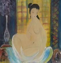 LIN Fengmian - Dessin-Aquarelle
