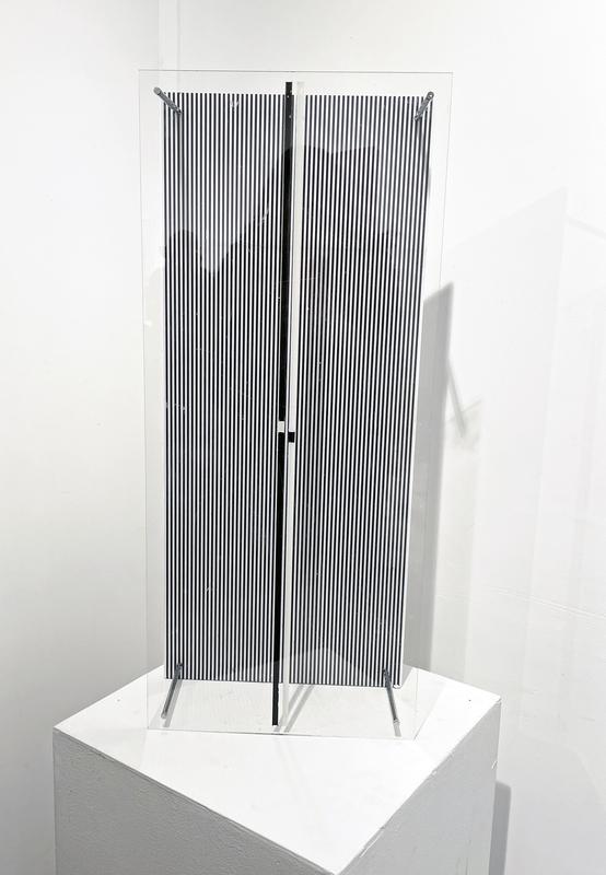 Jesús Rafael SOTO - Sculpture-Volume - Permuctation