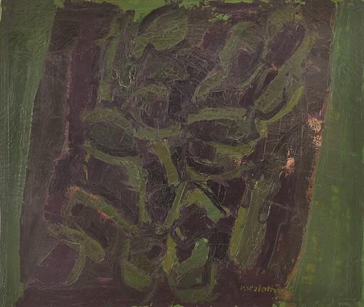 Ennio MORLOTTI - Pittura - Cactus (Vegetazione)