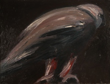 Lev Ilïïtch TABENKIN - Painting - Eagle