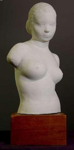 Dorothea Schwarcz GREENBAUM - 雕塑 - Nude Torso