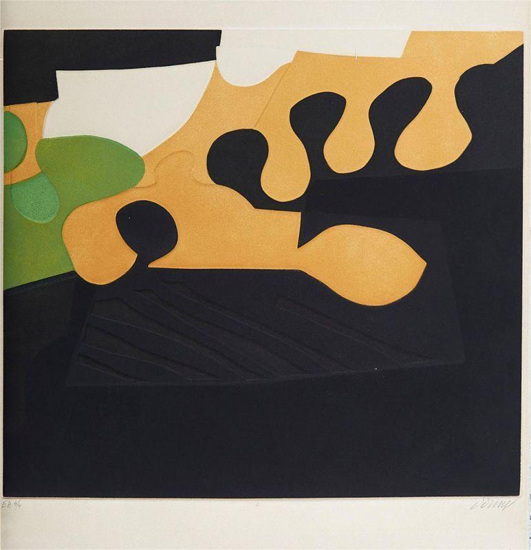 Bertrand DORNY - Print-Multiple - Suite des architectures non répertoriées C