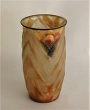 Gabriel ARGY-ROUSSEAU - vase aux bourgeons dans un triangle