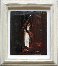 Piero RUGGERI - Pintura - Interno con natura morta NF159