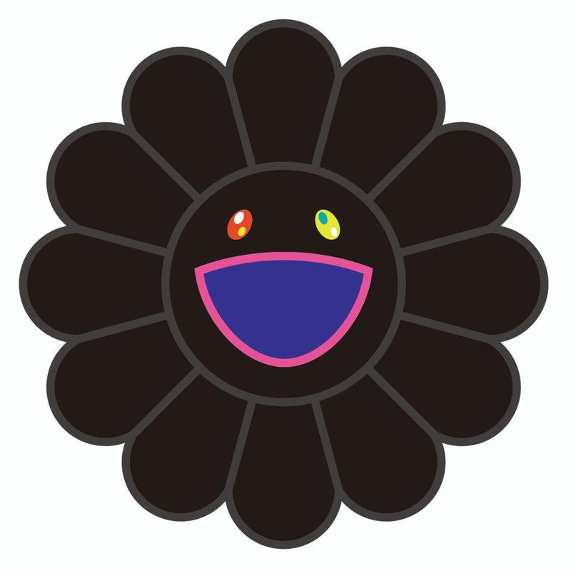 Takashi MURAKAMI - Grabado - Flower Soul to Soul