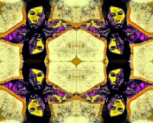 Sigrun NEUMANN - Print-Multiple - Butterfly Rembetiko
