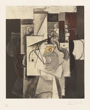 Pablo PICASSO (1881-1973) - Le Chapeau aux raisins