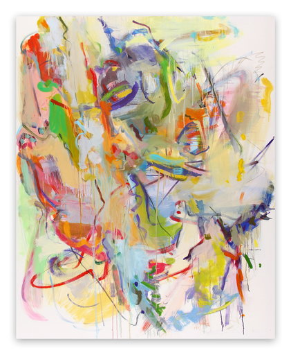 Gina WERFEL - Painting - Restraint