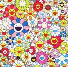 Takashi MURAKAMI (1962) - Such cute Flowers