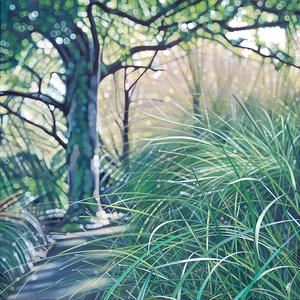 Grand Arbre Et Hautes Herbes Agate Vente En Ligne Art Artprice