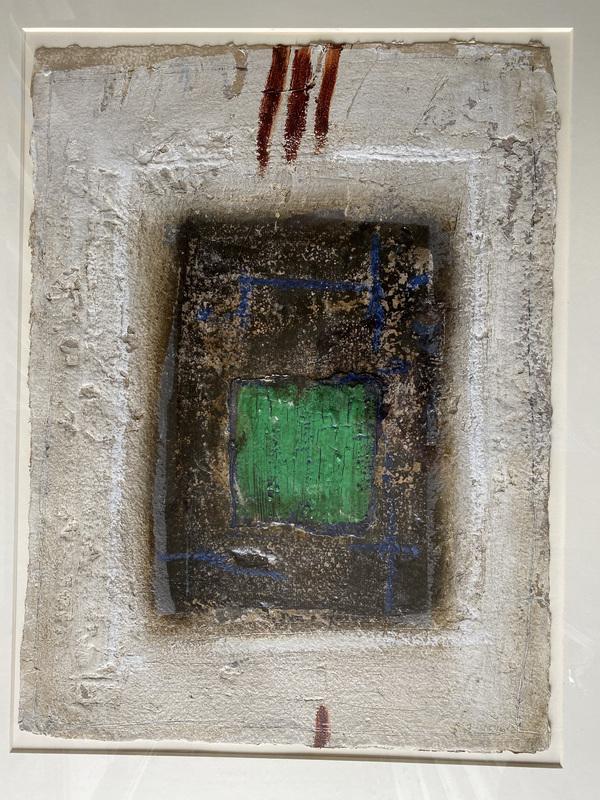 James COIGNARD - Dessin-Aquarelle - 540 Compostion 183
