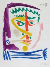 Pablo PICASSO (1881-1973) - Smoker III | Fumeur III