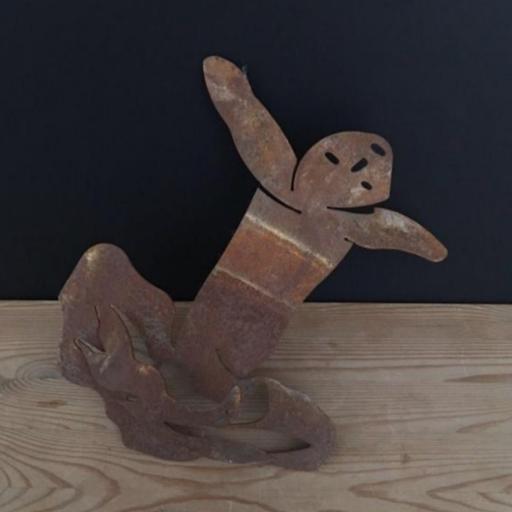 Menashe KADISHMAN - Skulptur Volumen - Birth