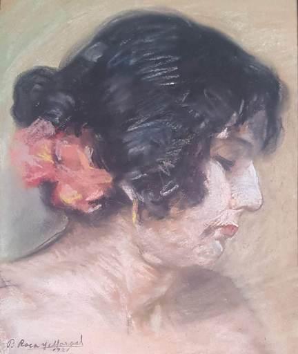 Pedro ROCA Y MARSAL - Gemälde