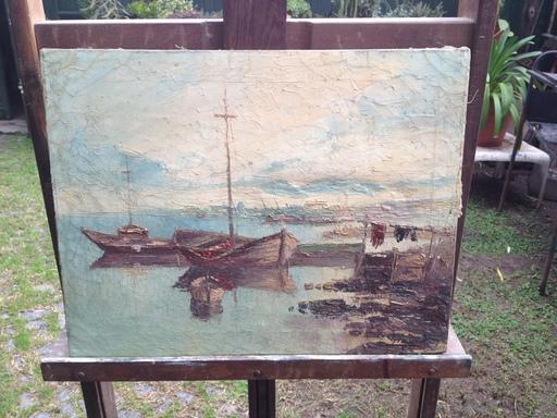Luis GRANER ARRUFI - Painting