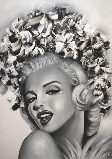 Estelle BARBET - Peinture - Marilyn