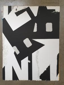 Jacques VILLEGLÉ - Print-Multiple - Sans titre