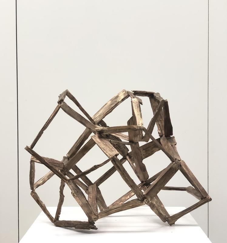 Arik LEVY - Skulptur Volumen - Structure 44