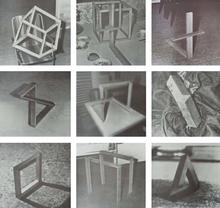 格哈德·里希特 - 版画 - Nine Objects / Neun Objekte