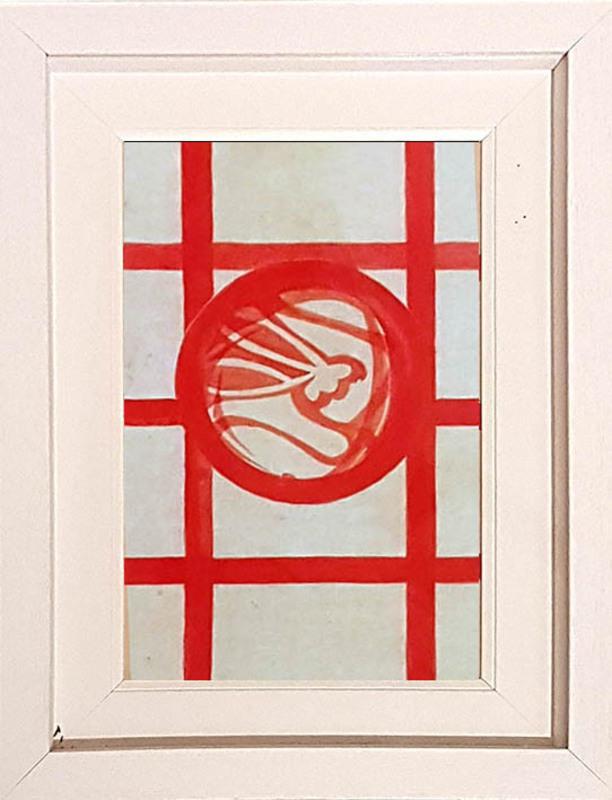 Domenico BIANCHI - Painting - Senza titolo 2002