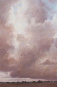 Richard HARPER - Painting - La vent soufflait de l'Est
