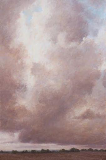 Richard HARPER - 绘画 - La vent soufflait de l'Est