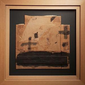 Antoni TAPIES - Painting - sin título