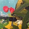 Bernard DAMIANO - Peinture - Figure nel paesaggio, 1975
