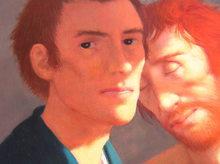 Michel CIRY - Pintura - Retour de l'enfant prodigue