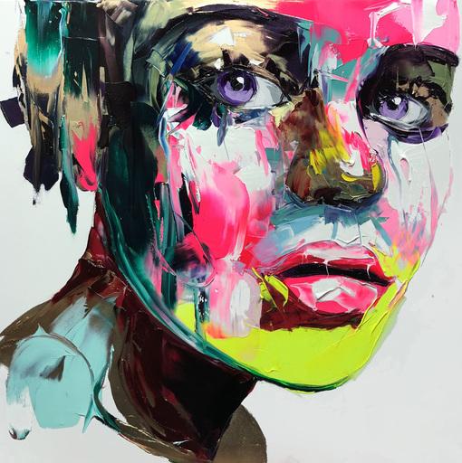 Françoise NIELLY - Peinture - orion