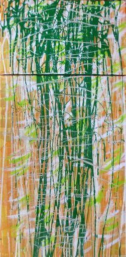 Marie Edmée SEGUIN - Painting - Et Maintenant N°33
