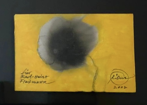 Otto PIENE - Painting - Untitled