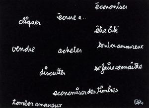 BEN - Dessin-Aquarelle - Cliquer, écrire...