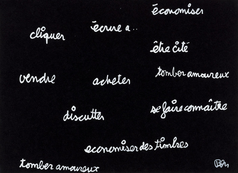 BEN - Zeichnung Aquarell - Cliquer, écrire...