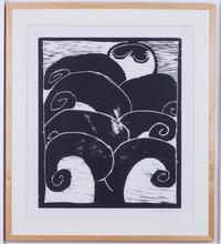 皮埃尔·阿列钦斯基 - 版画 - naissance d Eros