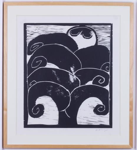 Pierre ALECHINSKY - Print-Multiple - naissance d Eros